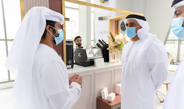 H.H. Lt. General Sheikh Saif bin Zayed launches Fazaa Center for Business Incubators and Accelerators