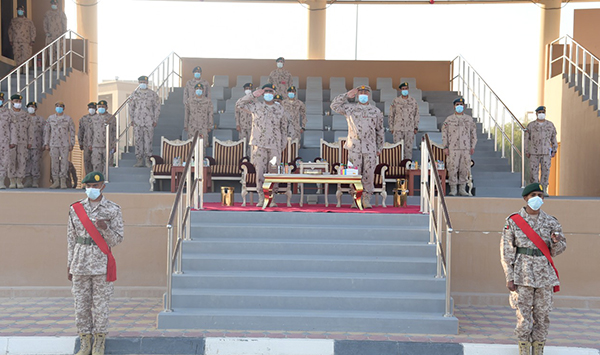 GHQ of Armed Forces celebrates graduation of 14th batch of National Service recruits